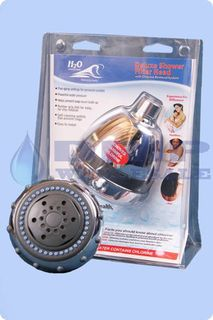 5 Spray shower head GAC/KDF 15mm F/male thread