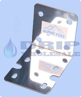 Single SS Bracket and Screws for Big 10/20 Housings