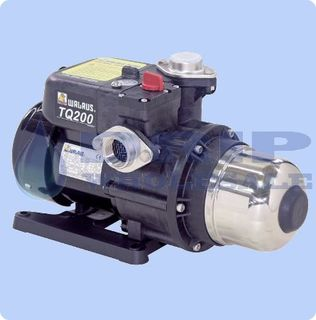 ¼ HP 7.5 meters lift with foot valve 45LPM flow 22 meters head Pressure Pump