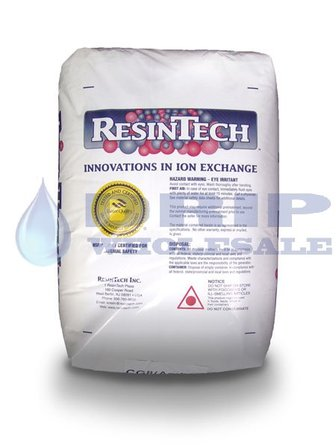 Resintech CG8 Softener Resin per 25 ltr bag