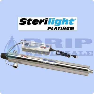 Sterilight Commercial NSF Approved UV unit 57 LPM ( Schools, Cafes, Maraes)
