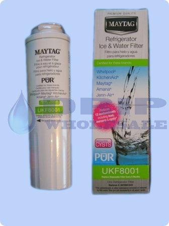 F & P Maytag Infridge Long Thin cartridge