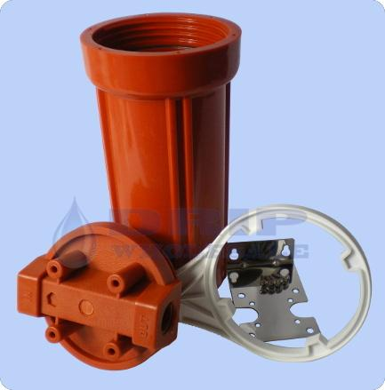10 inch Std Hot Water Housing 20mm Ports