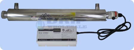 Alpine Pure 6 GPM UV System