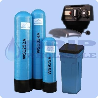 1054 Water Softener 40 LPM